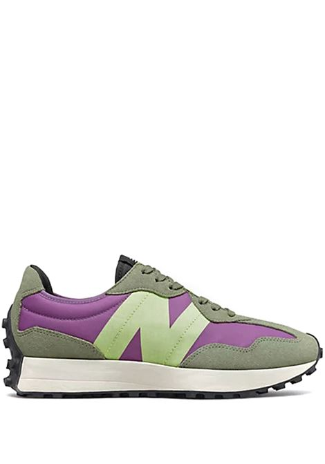 Ms327 Sneakers Purple Man Leather NEW BALANCE | Sneakers | MS327TC1