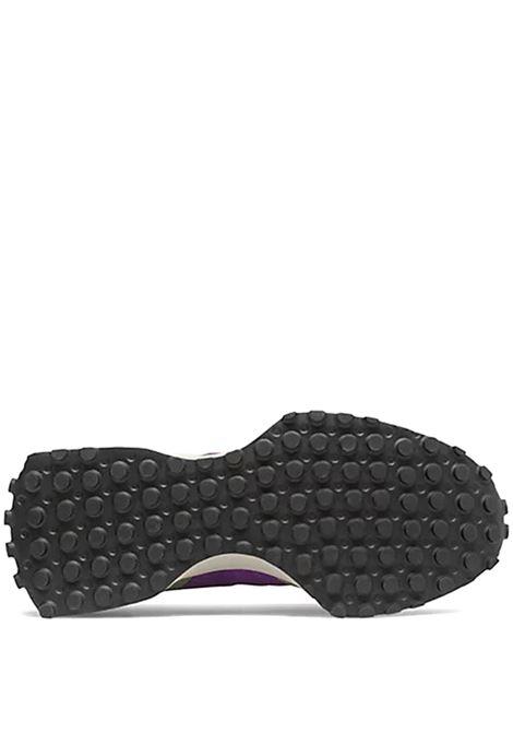 Sneakers MS327 Viola Uomo Pelle NEW BALANCE | Sneakers | MS327TC1