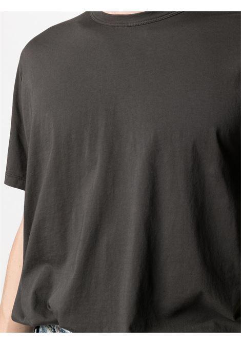 Our Legacy cotton t-shirt man dark grey OUR LEGACY | T-shirts | M2206NBAGASPHALTGREY