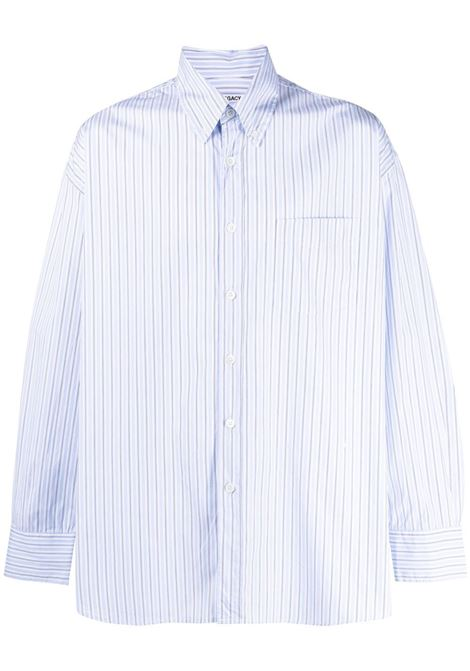 Our Legacy camicia in popeline a righe uomo OUR LEGACY | Camicie | M2212BBMSSTRIPE