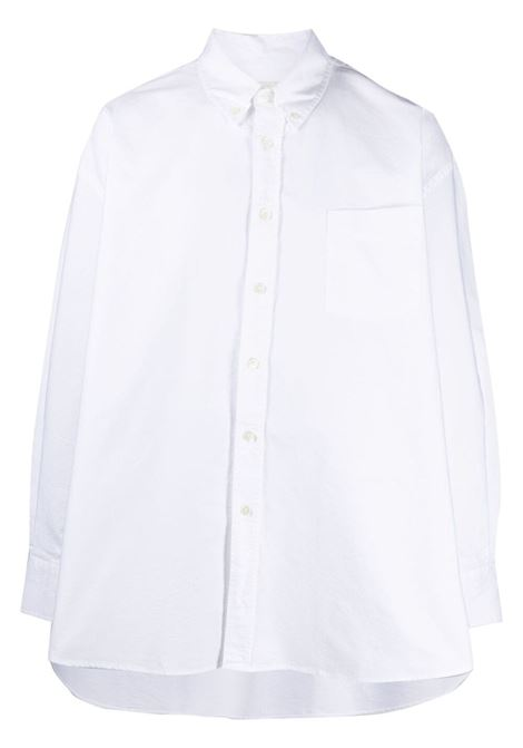 Our Legacy camicie in cotone uomo bianco OUR LEGACY | Camicie | M2212BBWOWHITE