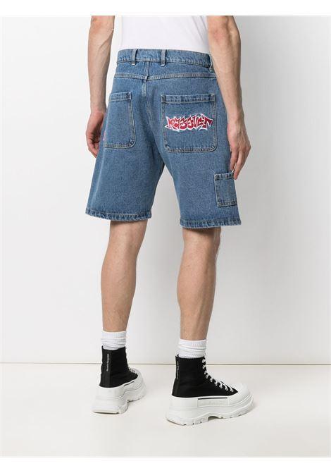 Rassvet jeans corti uomo RASSVET | Bermuda | PACC8P007BLUE