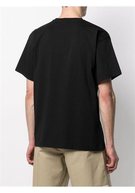PRINT T-SHIRT RASSVET | T-shirts | PACC8T002BLACK