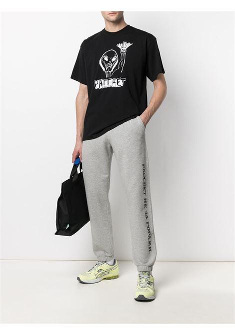 T-Shirt Con Stampa Uomo RASSVET | T-shirt | PACC8T003BLACK