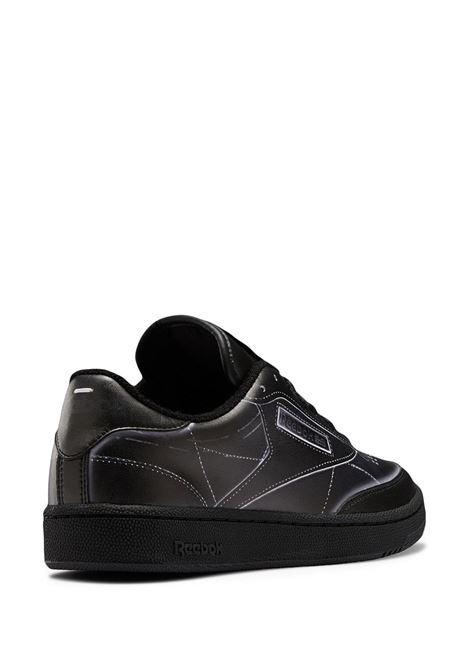 Reebok X Maison Margiela project 0 cc tl man black REEBOK X MAISON MARGIELA | Sneakers | H02361BLACK