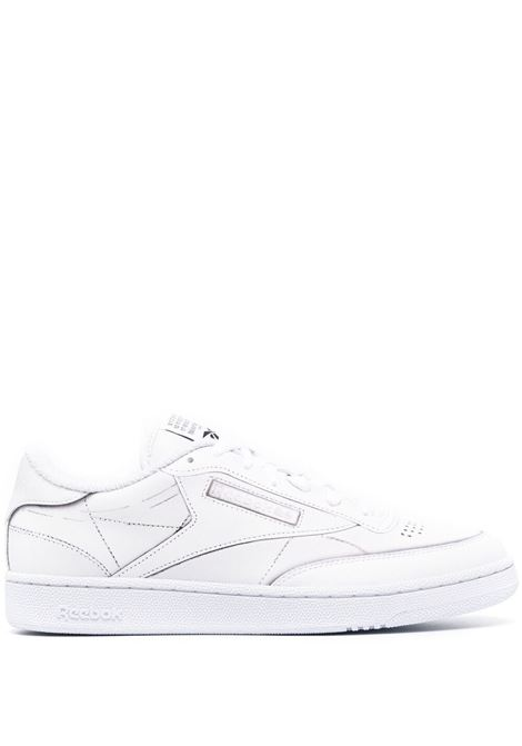 Reebok X Maison Margiela project 0 cc tl man white REEBOK X MAISON MARGIELA | Sneakers | H02407WHITE