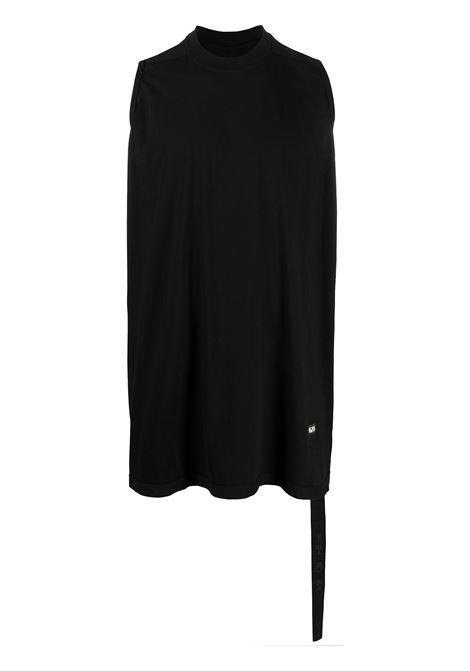 Rick Owens Drkshdw canotta ampia uomo RICK OWENS DRKSHDW | T-shirt | DU21S2154 RN09