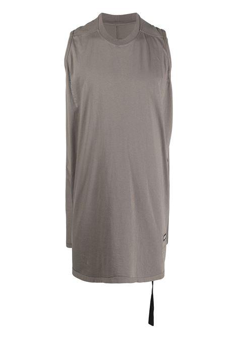 Rick Owens Drkshdw t-shirt basic uomo RICK OWENS DRKSHDW | T-shirt | DU21S2154 RN34