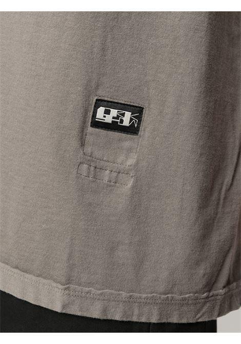 OVERSIZE T-SHIRT RICK OWENS DRKSHDW | T-shirts | DU21S2274 RN34