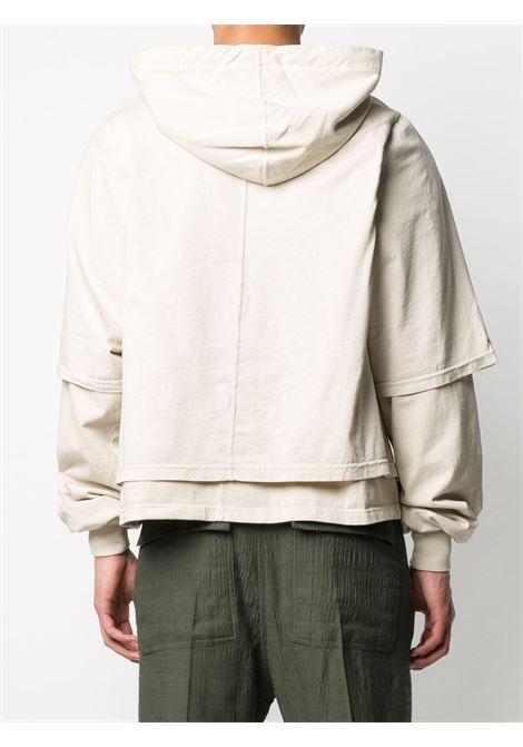 HUSTLER SWEATSHIRT RICK OWENS DRKSHDW | Sweatshirts | DU21S2281 RN08