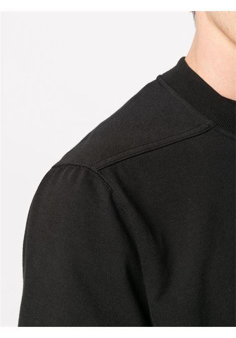 Rick Owens Drkshdw felpa granbury uomo RICK OWENS DRKSHDW | T-shirt | DU21S2283 RIG09