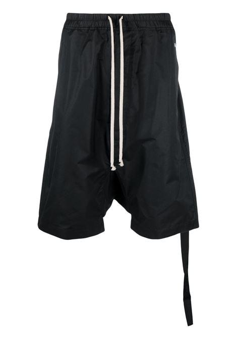 Rick Owens Drkshdw pantalone con cordoncino uomo RICK OWENS DRKSHDW | Bermuda | DU21S2380 CN09