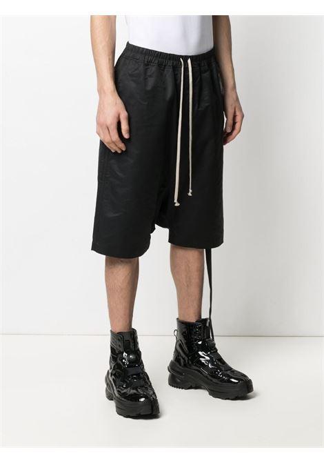 Pantalone Con Cordoncino Uomo RICK OWENS DRKSHDW | Bermuda | DU21S2380 CN09