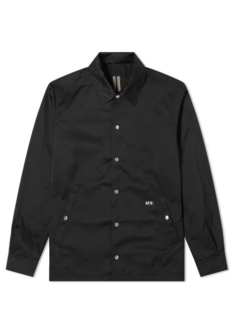 Rick Owens Drkshdw giacca con bottoni a pressione uomo RICK OWENS DRKSHDW | Giacche | DU21S2782 TAR09
