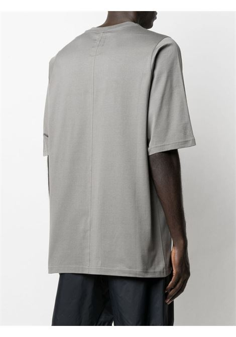 Rick Owens X Champion embroidered logo t-shirt RICK OWENS X CHAMPION | T-shirts | CM21S0010 21676234