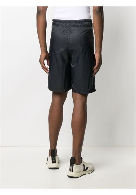 Rick Owens X Champion logo shorts man black RICK OWENS X CHAMPION | Shorts | CM21S0013 21677609