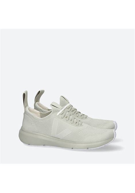 Sneakers Basse Uomo bianche in tessuto RICK OWENS X VEJA | Sneakers | VM21S6800 KVE61