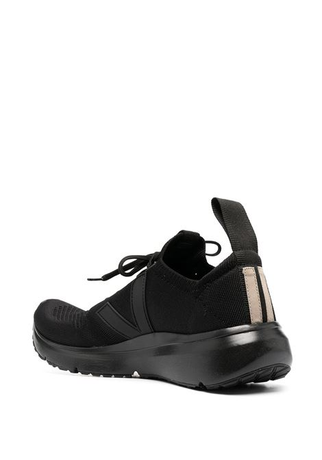 Rick Owens X Veja sneakers basse uomo nero RICK OWENS X VEJA | Sneakers | VM21S6800 KVE99
