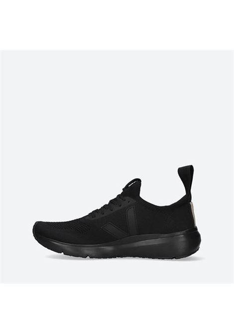 Rick Owens X Veja sock low top sneakers man black RICK OWENS X VEJA | Sneakers | VM21S6800 KVE99