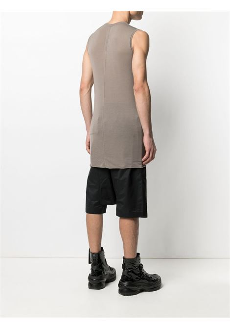 ELONGATED TANK TOP RICK OWENS | T-shirts | RU21S6151 JS34