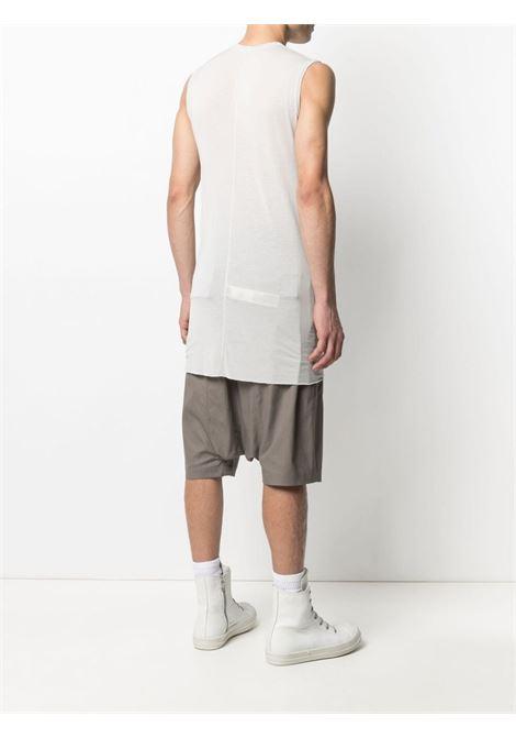 Rick Owens canotta allungata uomo RICK OWENS | T-shirt | RU21S6151 JS61
