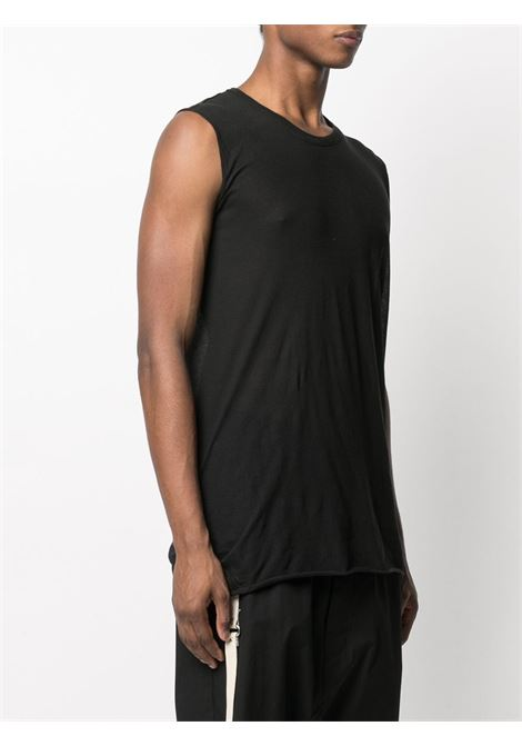 Rick Owens top lungo uomo RICK OWENS | T-shirt | RU21S6151 UC09