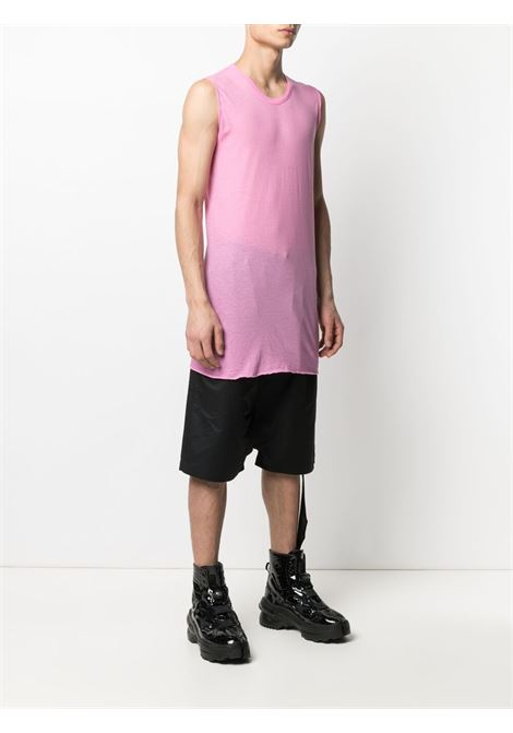 ELONGATED TANK TOP RICK OWENS | T-shirts | RU21S6151 UC183