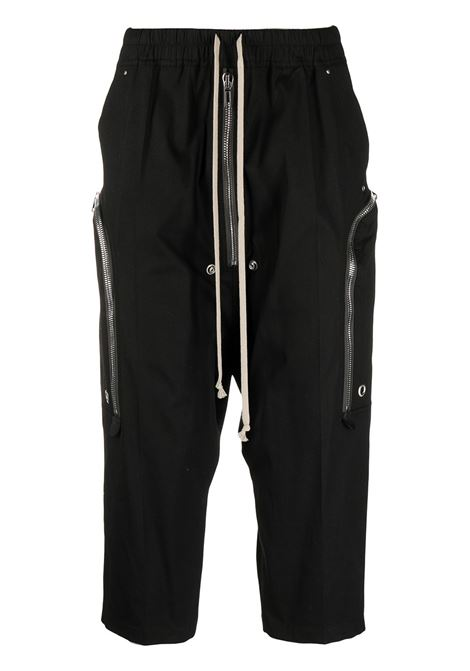 BAUHAUS BELA TROUSERS RICK OWENS | Trousers | RU21S6348 TE09