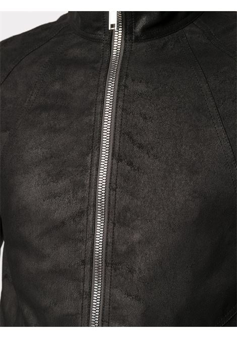 Rick Owens giacca in pelle uomo RICK OWENS | Giacche | RU21S6761 LBA09