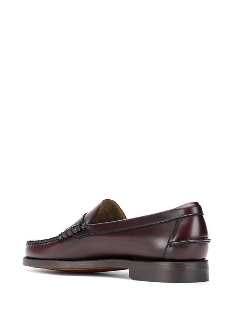 Sebago leather loafers man black SEBAGO | Loafers | 7000300903