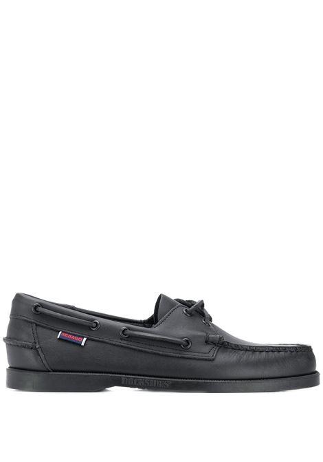 Sebago dockside loafers man black SEBAGO | Loafers | 7000H00924