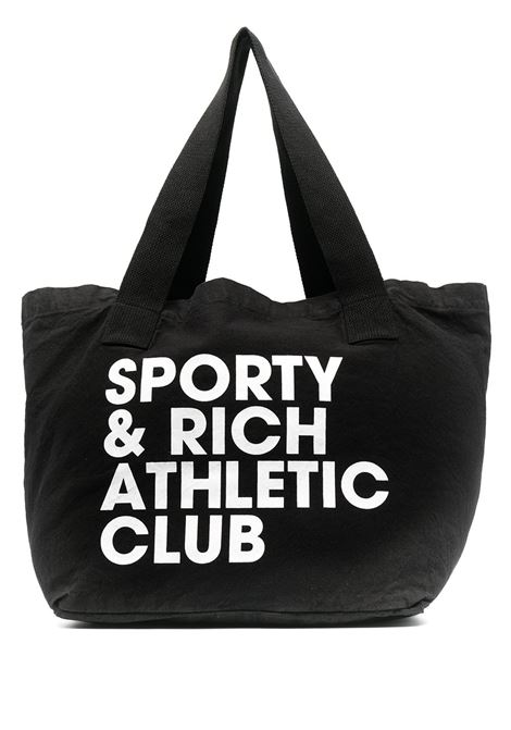 LOGO BAG SPORTY & RICH | Bags | AC083BK