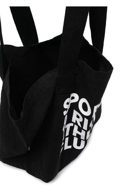 Sporty & Rich borsa con logo unisex SPORTY & RICH | Borse | AC083BK