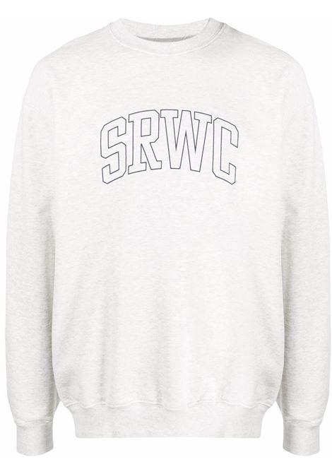 Sporty & rich pronceton crewneck unisex SPORTY & RICH | Sweatshirts | CR151HG