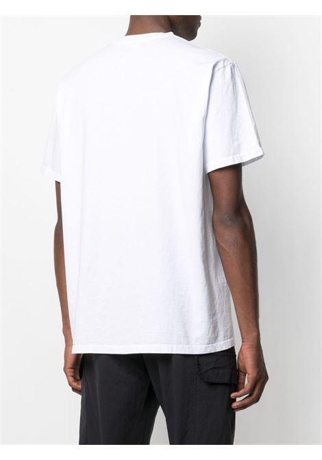 Sporty & Rich print t-shirt unisex white SPORTY & RICH | T-shirts | TS141WH