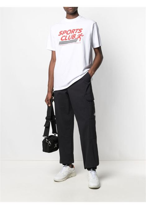 Sporty & Rich t-shirt con stampa unisex bianco SPORTY & RICH | T-shirt | TS141WH