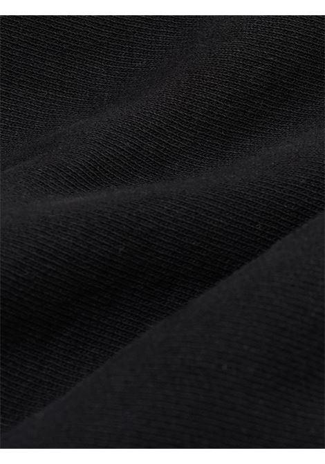 T-shirt src tennis Nera Uomo in Cotone SPORTY & RICH | T-shirt | TS155BK