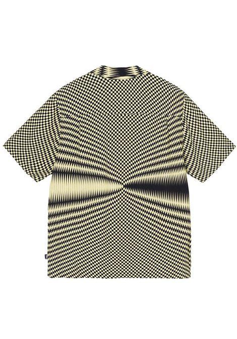 Camicia psichedelica Uomo Nera in Poliestere STUSSY | Camicie | 1110165BLACK