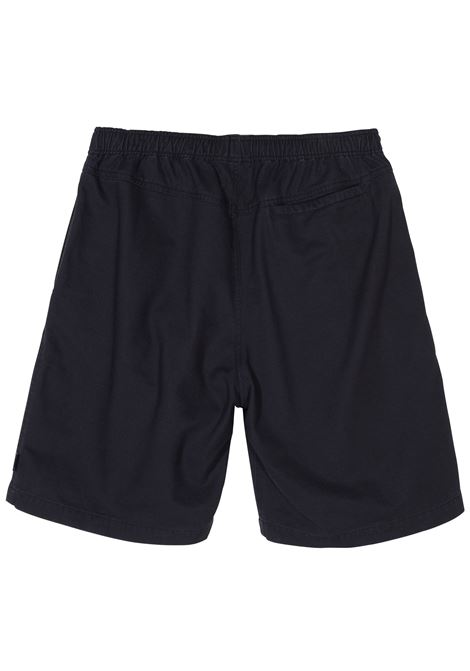BRUSHED BEACH SHORT STUSSY | Shorts | 112247STNAVY
