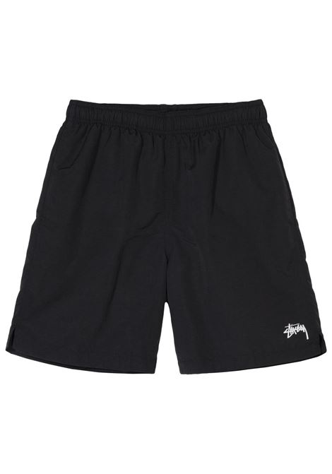 STOCK WATER SHORT STUSSY | Swimwear | 113129BLACK