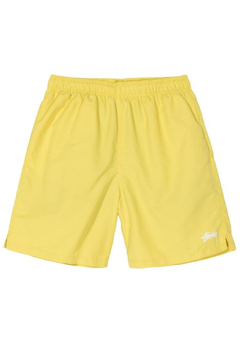STOCK WATER SHORT STUSSY | Swimwear | 113129YELLOW