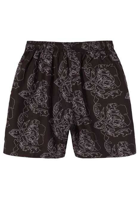 ROSES WATER SHORT STUSSY | Shorts | 113132BLACK