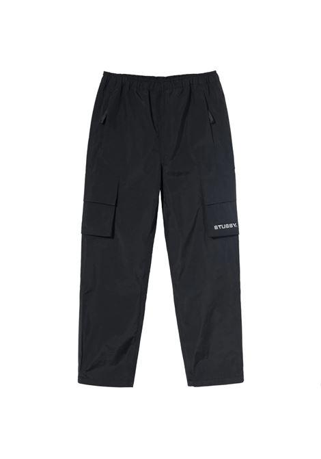 Stussy pantalone apice uomo STUSSY | Pantaloni | 116480BLACK