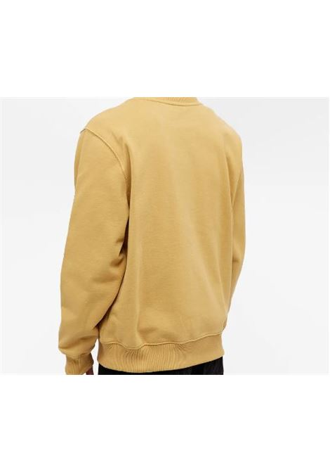LOGO SWEATSHIRT STUSSY   Sweatshirts   118419KHAKI