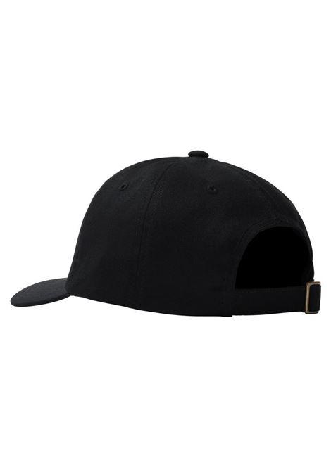 STOCK LOW PRO CAP STUSSY | Hats | 131982BLACK