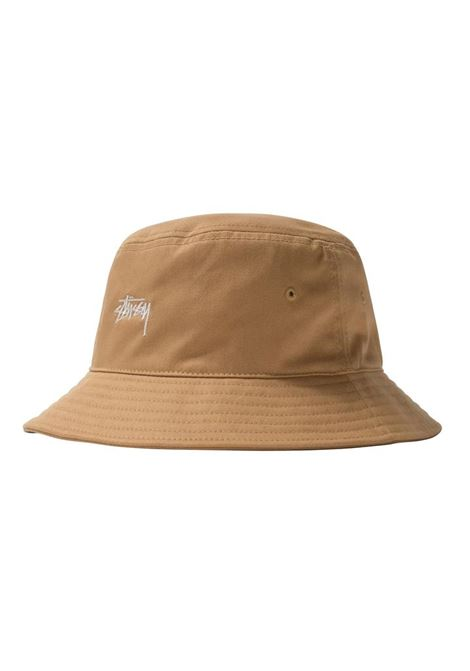 STOCK BUCKET HAT STUSSY | Hats | 1321023KHAKI