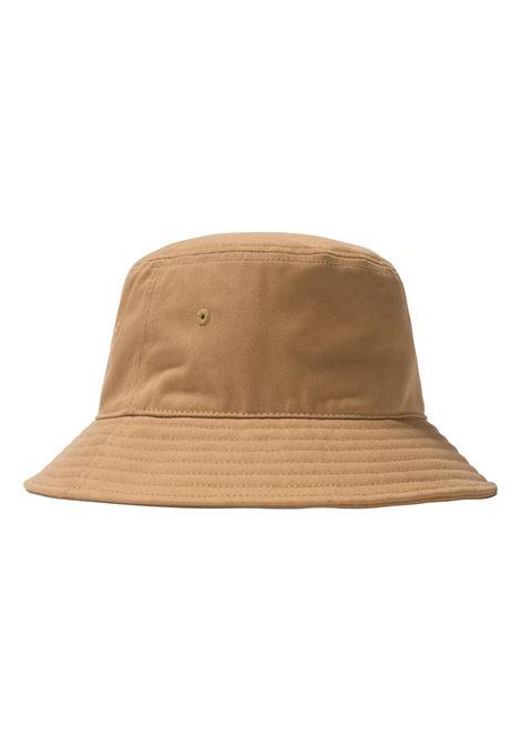 Stussy cappello da pescatore con logo uomo STUSSY | Cappelli | 1321023KHAKI