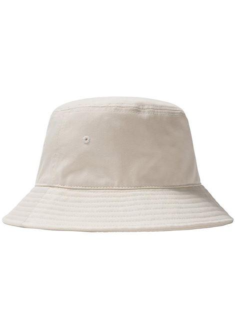 Cappello da pescatore con logo Crema in Cotone Unisex STUSSY | Cappelli | 1321023NATURAL