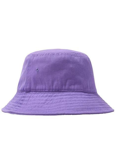 Cappello da pescatore con logo Viola Unisex STUSSY | Cappelli | 1321023VIOLET