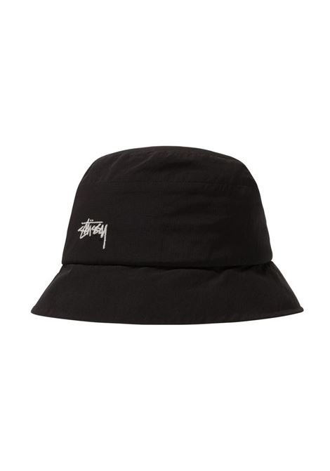 OUTDOOR PANE BUCKET HAT STUSSY | Hats | 1321030BLACK